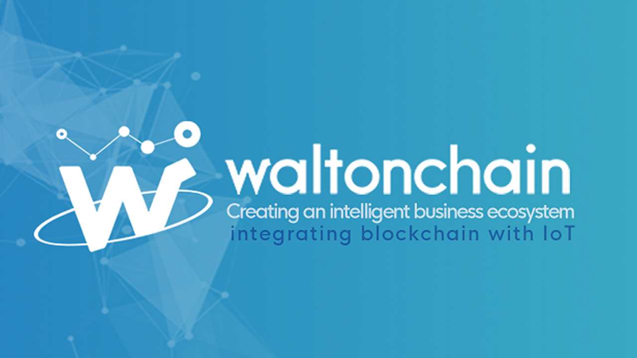 WaltonchainWTC Cryptocurrency in a Nutshell
