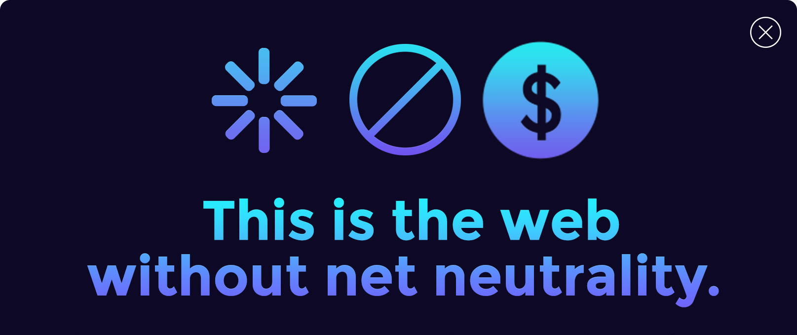 Net Neutrality: The next battle against Bitcoin?