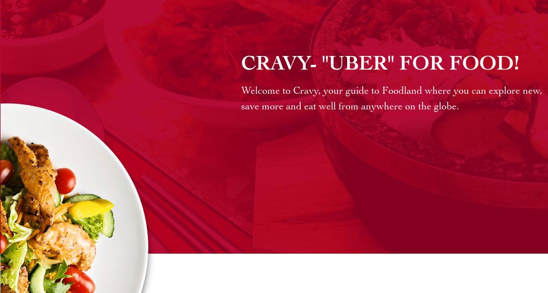 Cravy CRV Token: Uber for Food