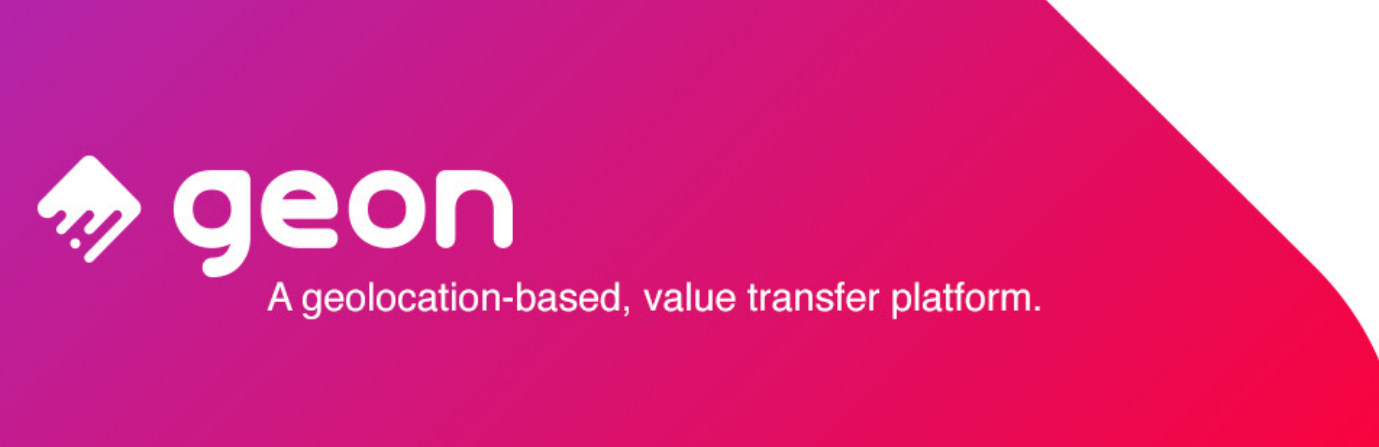 Geon: Geon Coin and Geon Network – Expand Reality
