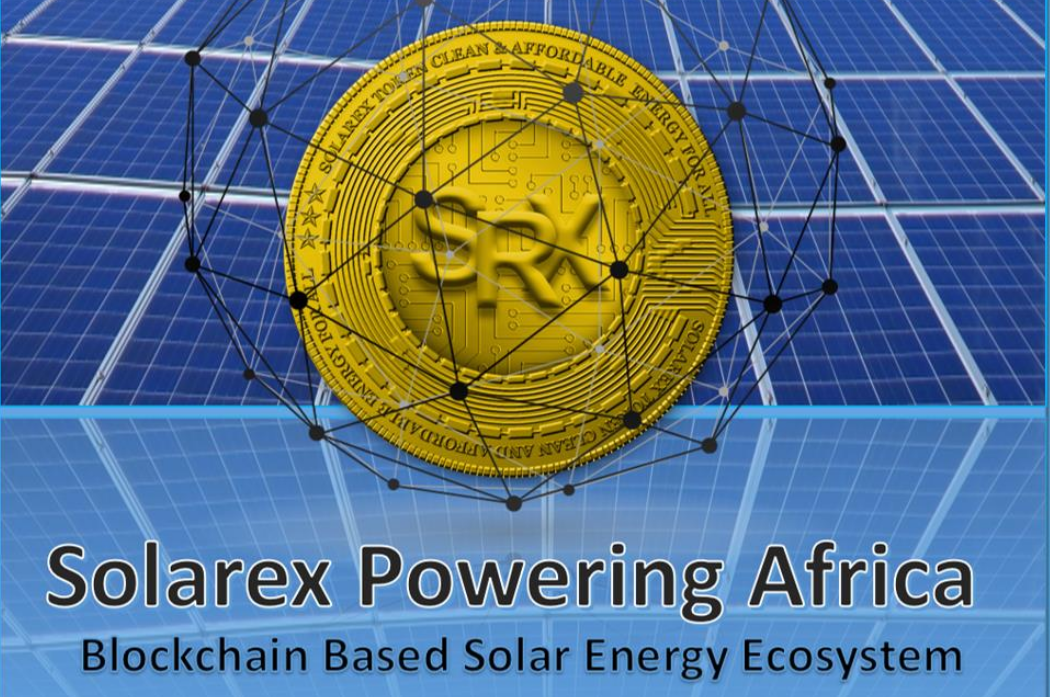 Solarex SRX Token: Blockchain Powered Solar Energy Ecosystem