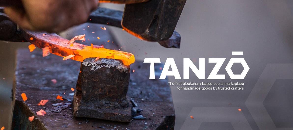 TANZŌ: Blockchain Social Marketplace