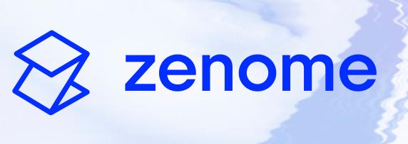 Zenome: Blockchain-based genomic ecosystem